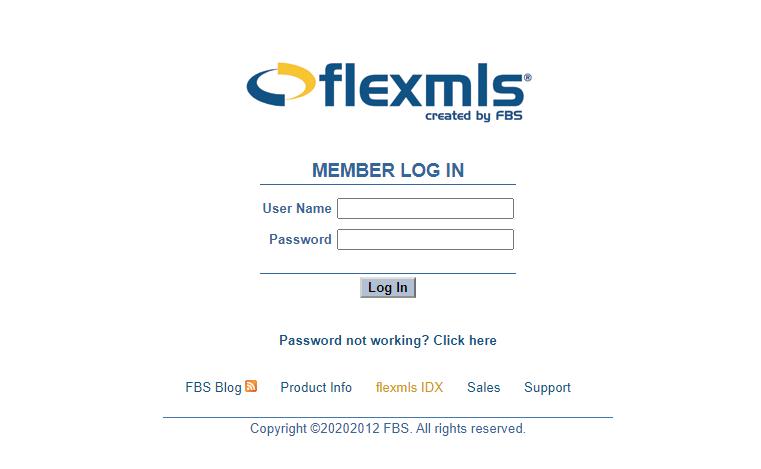 flexmls login