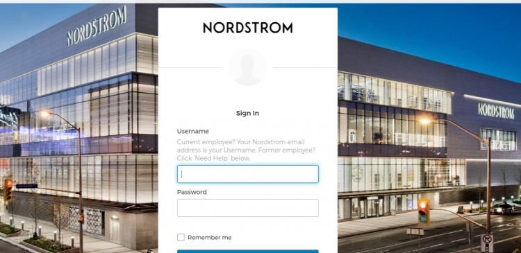 Nordstrom Login