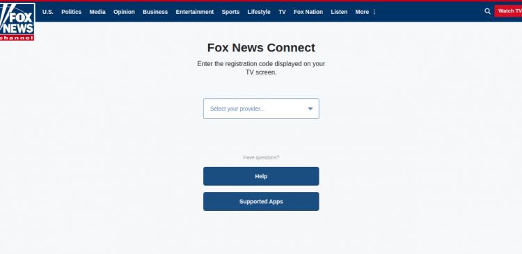 Fox News Connect logo