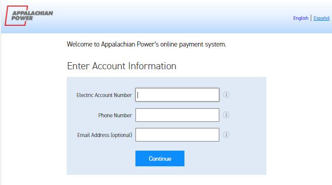 Appalachian Power Login