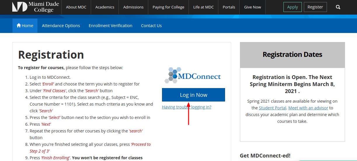 mdc blackboard login