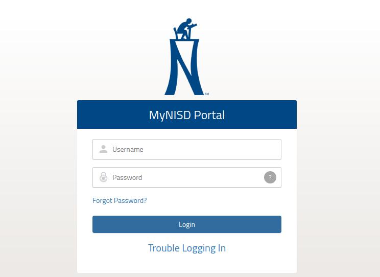 mynisd portal login