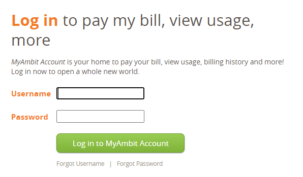 Pay Ambit Energy Bill