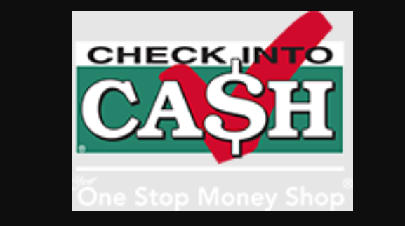check into cash logo
