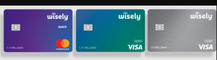 wisely card logo