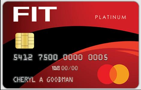 Fit Card Logo