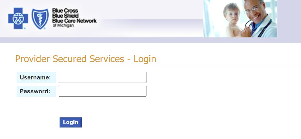 web denis bcbs login