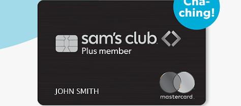 sams club credit card