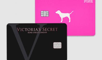 victorias secret angel credit card